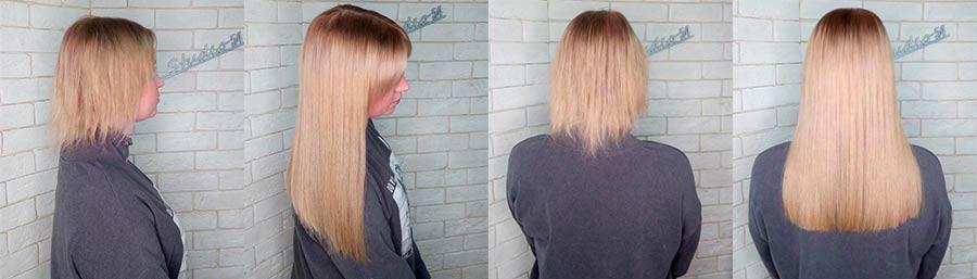 Наращивание волос Новосибирск